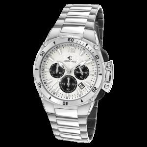 Elmer Ingo Sporty Chronograph White & Black (Gents)
