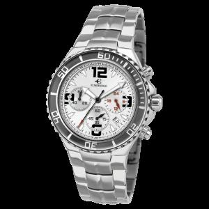 Elmer Ingo Sporty Chronograph S White (Gents)