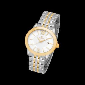 Elmer Ingo Elegante White & Gold (Ladies)