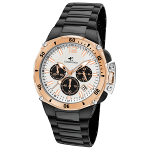 Elmer Ingo Sporty Chronograph White & Black B (Gents)