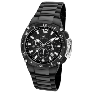 Elmer Ingo Sporty Chronograph All Black (Gents)